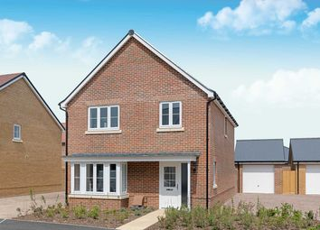 "Thumbnail 4 bed detached house for sale in ""The Oxford"" at New Barn Lane, North Bersted, Bognor Regis"
