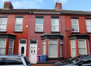 Thumbnail 3 bedroom property to rent in Woodcroft Road, Wavertree, Liverpool