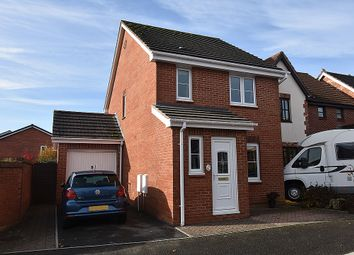 Thumbnail 3 bed detached house for sale in Round Table Meet, Chantry Fields, Exeter