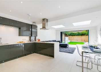 Thumbnail 4 bed terraced house for sale in Shalstone Road, Mortlake, London