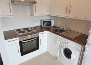 Thumbnail 1 bed flat to rent in Windsor Crescent, Wembley