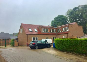 Thumbnail 4 bed detached house for sale in High Street, Caythorpe, Grantham