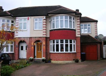 Thumbnail 4 bed semi-detached house for sale in Hyde Park Gardens, London