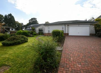 Thumbnail 5 bed detached bungalow for sale in 23 Ravelrig Park, Balerno