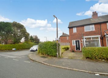 Thumbnail 3 bed semi-detached house for sale in Roslyn Road, Davenport, Stockport, Cheshire