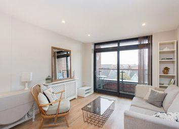 Thumbnail 1 bedroom flat to rent in Larden Road, London