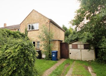 Thumbnail 2 bedroom semi-detached house for sale in Carlton Terrace, Carlton Way, Cambridge