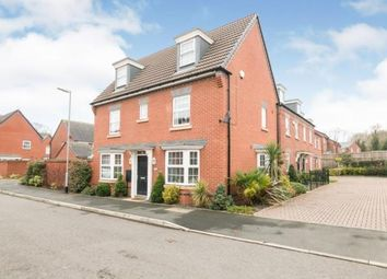 4 bed detached house for sale in Harris Close, Redditch, Worcestershire B98