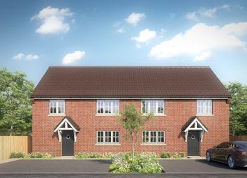 Thumbnail 4 bed semi-detached house for sale in Oak Road Harper Lane, Halstead, Essex