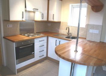Thumbnail 1 bedroom semi-detached house to rent in George Street, Weston-Super-Mare