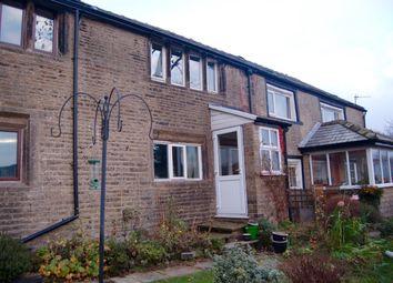 Thumbnail 1 bed terraced house for sale in Platt Lane, Dobcross