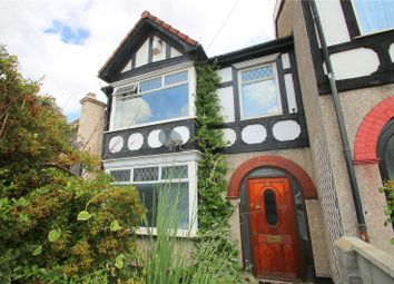 Thumbnail 3 bed terraced house for sale in Winterstoke Road, Ashton, Bristol