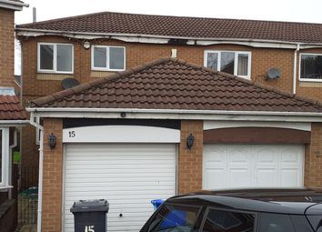 Thumbnail 1 bed end terrace house to rent in Ringwood Grove, Sothall, Sheffield