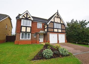 Thumbnail 6 bed detached house for sale in Jubilee Fields, Upchurch, Sittingbourne
