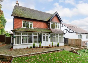 Thumbnail 5 bed detached house to rent in The Drive, Coulsdon