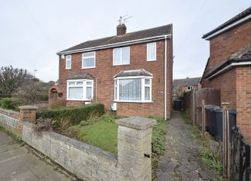 Thumbnail 2 bed semi-detached house for sale in Tancred Road, Luton