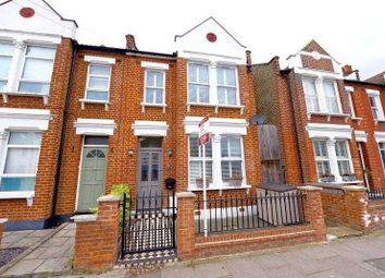 Thumbnail 4 bed terraced house for sale in Ashcombe Road, London