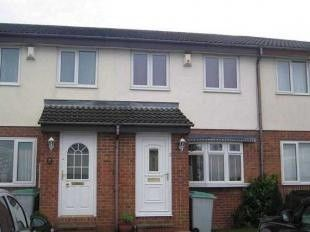 Thumbnail 2 bed terraced house to rent in Meadow View, Dipton, Stanley