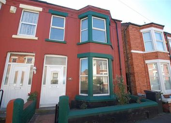 Thumbnail 4 bed terraced house to rent in Barkeley Drive, Seaforth, Liverpool