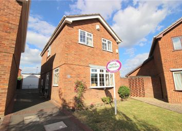 Thumbnail 3 bed detached house for sale in Glendale Drive, Spondon, Derby