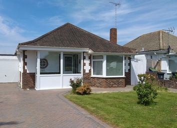Thumbnail 3 bed detached bungalow for sale in Goring Way, Goring-By-Sea, Worthing