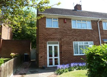 Thumbnail 3 bedroom semi-detached house for sale in Peacock Avenue, Wednesfield, Wolverhamton