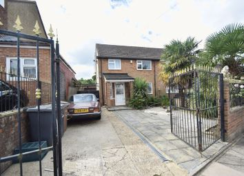 Thumbnail 3 bedroom semi-detached house to rent in Bradley Road, Luton