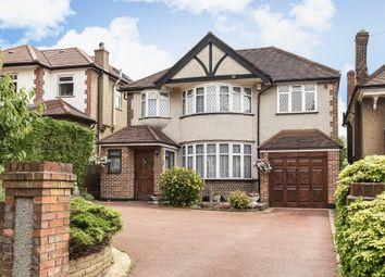 Thumbnail 4 bed detached house for sale in Harrow Weald, Middlesex