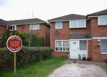 Thumbnail 3 bed end terrace house for sale in Cottingham Drive, Moulton, Northampton