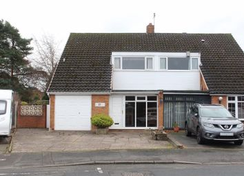 Thumbnail 3 bed semi-detached house for sale in Compton Grove, Kingswinford