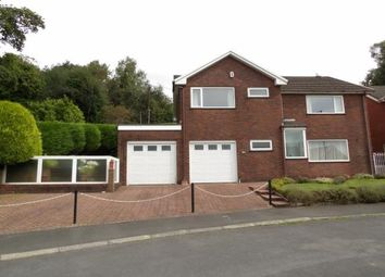 Thumbnail 4 bedroom detached house for sale in Smith Lane, Egerton, Bolton, Greater Manchester