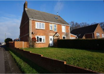 Thumbnail 4 bedroom semi-detached house for sale in Foxholes Road, Poole
