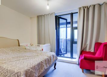 Thumbnail 1 bed flat for sale in Channelsea Road, London