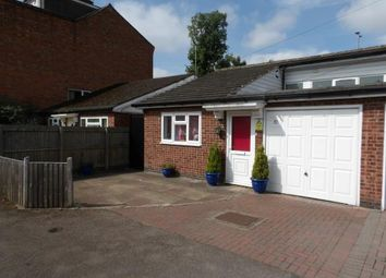 Thumbnail 2 bed bungalow for sale in East Road, Birstall, Leicester, Leicestershire