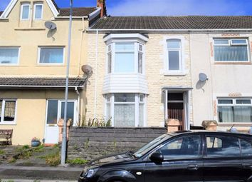 Thumbnail 3 bed terraced house for sale in Wern Fawr Road, Port Tennant, Swansea