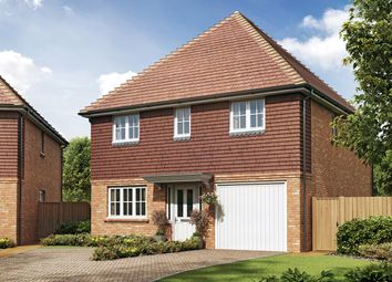 "Thumbnail 4 bed detached house for sale in ""The Chester"" at Woodcroft Lane, Waterlooville"