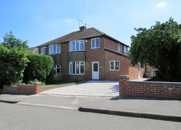 Thumbnail 3 bed semi-detached house for sale in Davids Drive, Wingerworth, Chesterfield