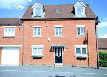 Thumbnail 5 bed semi-detached house for sale in Dydale Road, Taw Hill, Wiltshire