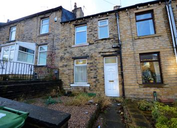 Thumbnail 2 bedroom terraced house for sale in Diamond Street, Moldgreen, Huddersfield