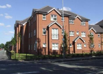 Thumbnail 2 bed flat for sale in Victoria Gardens, Latchford