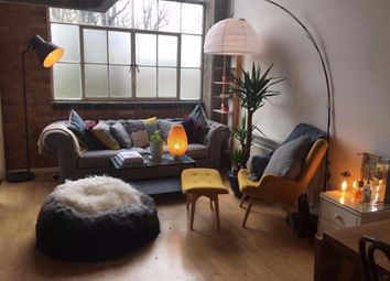 Thumbnail 1 bedroom duplex to rent in King Edwards Road, London