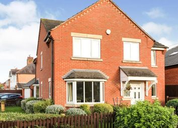 Thumbnail 4 bed detached house for sale in Cork Lane, Glen Parva, Leicester, Leicestershire