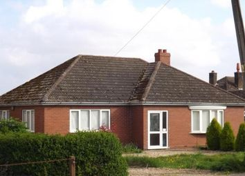 Thumbnail 2 bed bungalow to rent in Boston Road, Sibsey, Boston