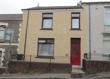 Thumbnail 3 bed terraced house for sale in Bridge Street, Aberfan, Merthyr Tydfil