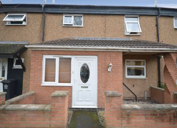 Thumbnail 3 bed terraced house for sale in Hillsborough Close, Glen Parva, Leicester