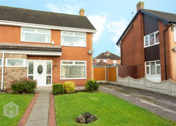 Thumbnail 3 bed semi-detached house for sale in Wrigley Road, Haydock, St. Helens, Merseyside