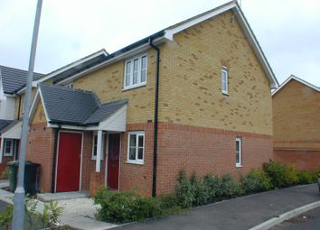Thumbnail 2 bed property to rent in Helsinki Way, Toftwood, Dereham