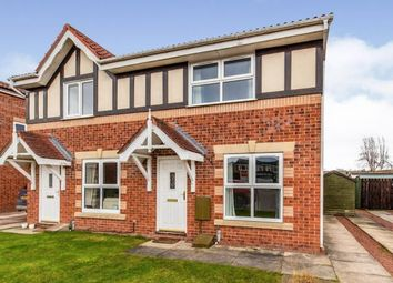 Thumbnail 3 bed semi-detached house for sale in Bramblefields, Northallerton