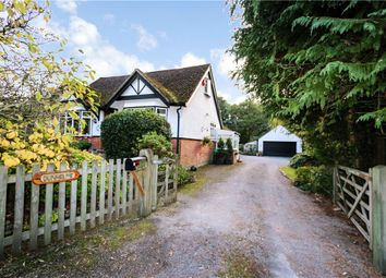 Thumbnail 4 bedroom detached house for sale in Newtown Road, Awbridge, Romsey, Hampshire