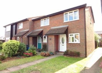 Thumbnail 2 bed end terrace house to rent in Turpins Close, Hertford